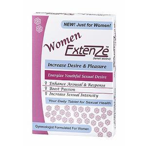 extenze for women review
