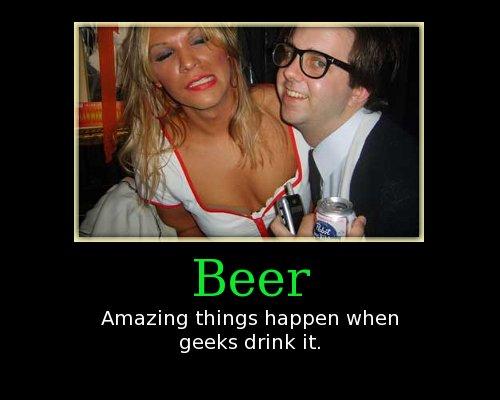 drinking kills sperm