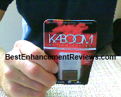 kaboom action strips review
