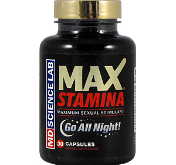 Max Stamina Pills Review