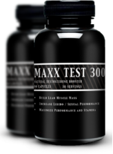 maxx test 300 review