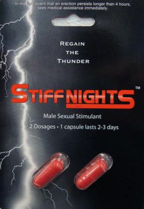 stiff nights dangerous