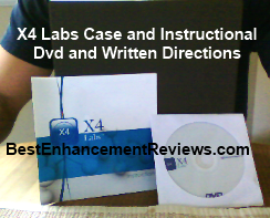 x4 labs dvd instructions