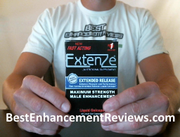 fake unboxing Extenze Male Enhancement Pills