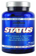 status testosterone booster review