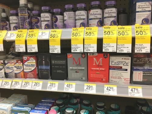 Does gnc sell viagra