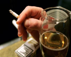 smoking and alcohol effects on libido