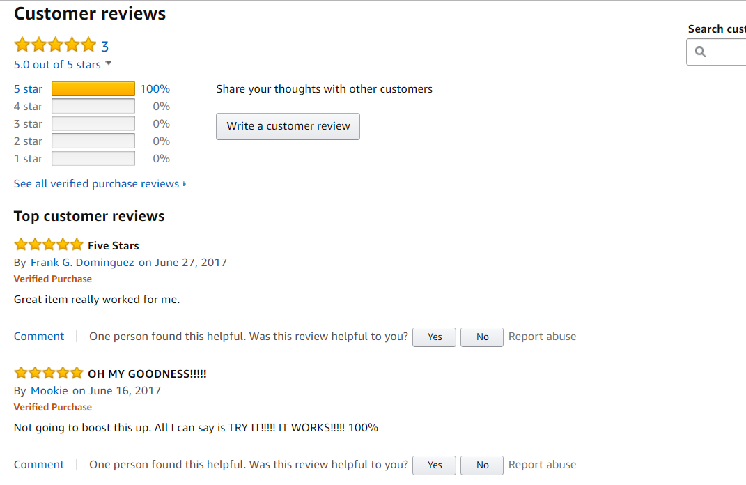 Rhino 7 amazon reviews image