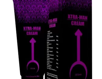 xtra man cream review